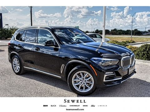 Pre-Owned 2020 BMW X5 sDrive40i RWD 4D Sport Utility